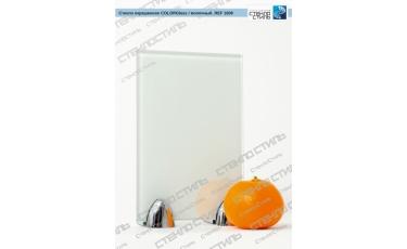 Стекло окрашенное COLORGlass REF 1609 (молочный) фото