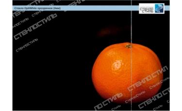 Стекло OptiWhite просветленное фото