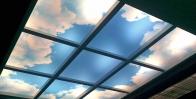 Стеклянные потолки фото