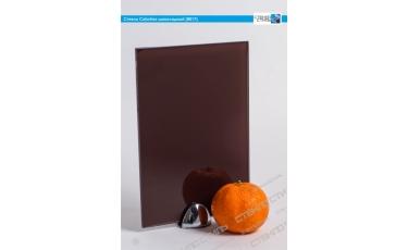 Стекло окрашенное Colorimo шоколадный (8017) фото