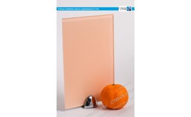 Стекло окрашенное Colorimo светло-оранжевый (1116) фото