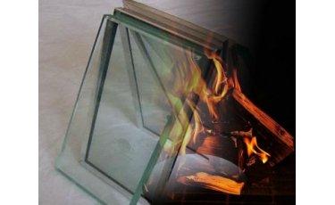 Огнестойкое стекло фото