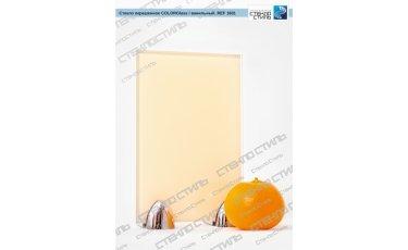 Стекло окрашенное COLORGlass REF 1601 (ванильный 1015) фото