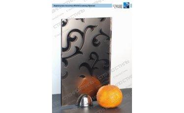 Зеркальное полотно Итали (глянец) бронза фото