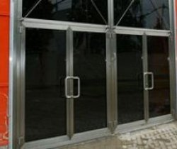 Огнестойкие двери фото