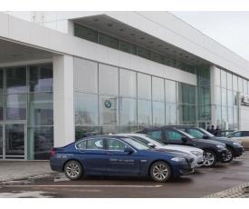 Автосалон «BMW» фото