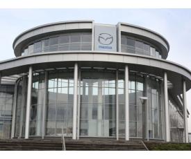 Автосалон «Mazda» фото