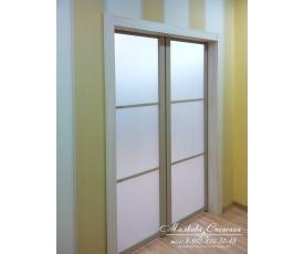 Стекло LACOMAT для раздвижных дверей фото