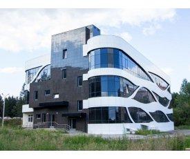 Офисное здание «Зебра» фото