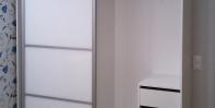 Оформление шкафа-купе стеклом Lacobel
