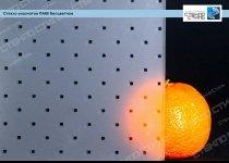Стекло узорчатое Паве бесцветное фото