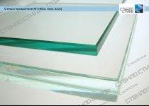Стекло прозрачное М1 (4 мм, 5 мм, 6 мм) фото